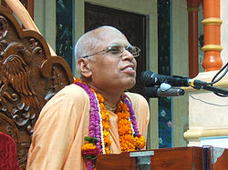 Lokanath Swami Vrindavan 2009