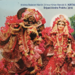 Sripad Aindra Prabhu - Kirtans 2010 - Front