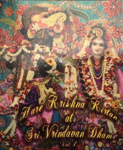 Hare Krishna Kirtan at Sri Vrindavan Dham Vol. 1 Front
