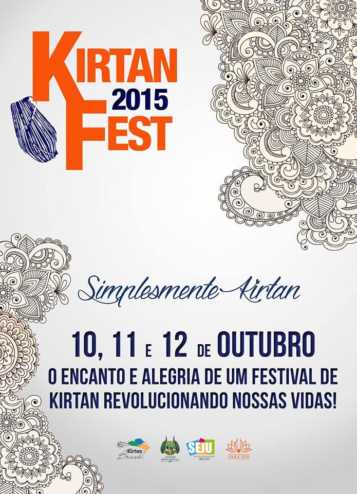 Kirtan Fest 2015 Brasil