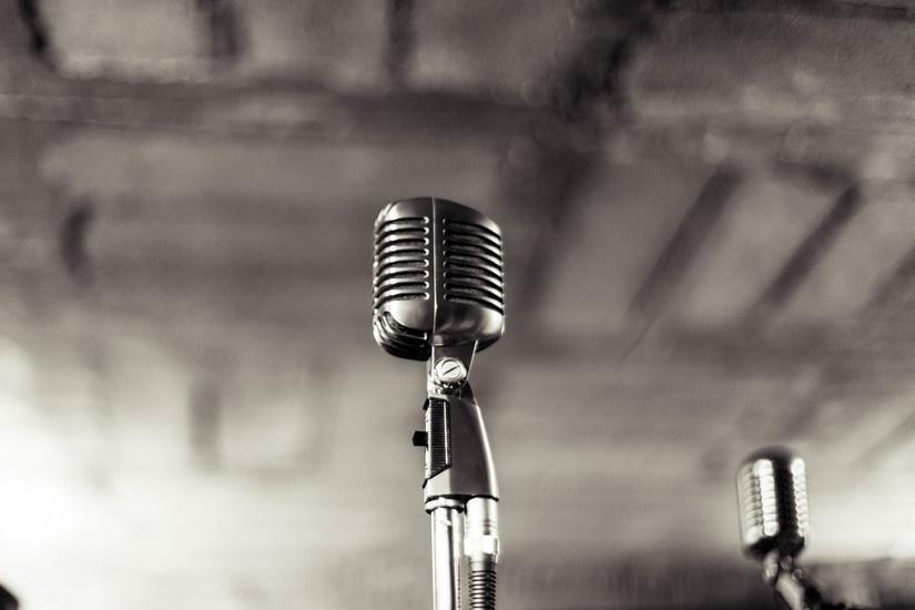 Kirtan Microphone - www.pexels.com