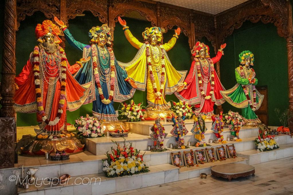 Yuga Dharma Harinam Sankirtan Avatar Sri Caitanya Mahaprabhu