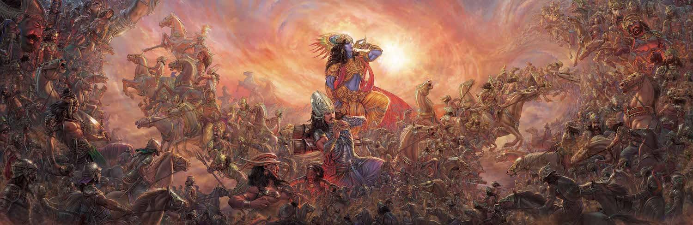 Inevitable Time Kurukshetra